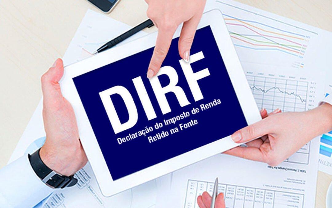 DIRF 2020: O que é e Para que Serve? Tudo o que Você Precisa Saber Sobre essa Declaração